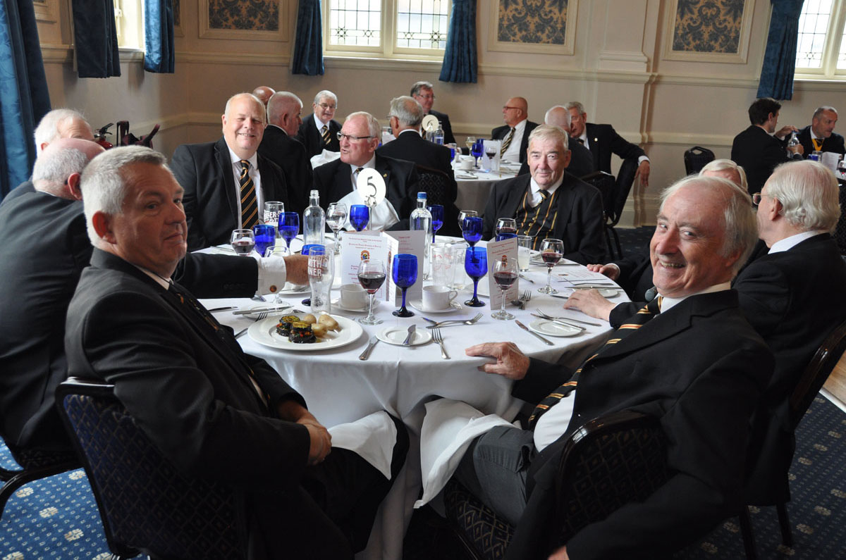 Annual Meeting of the Provincial Grand Senatus