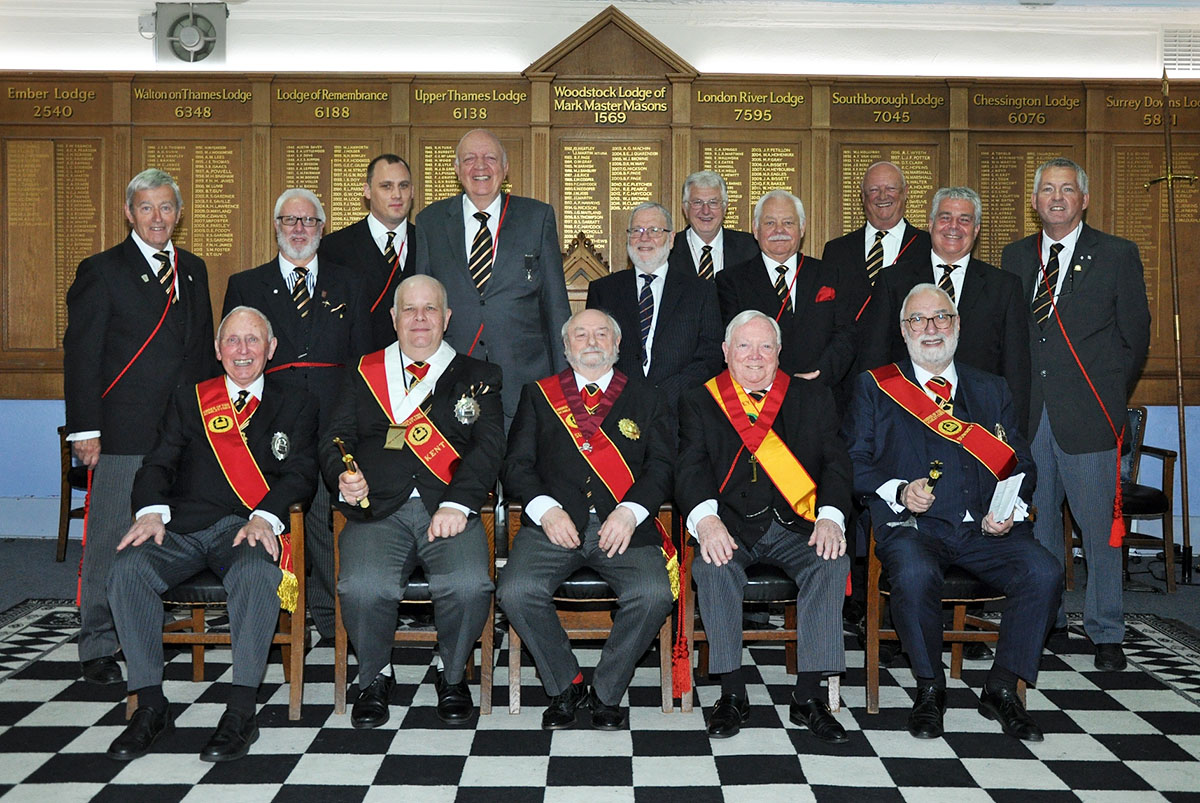 An Emergency Meeting of the Surrey Consistory