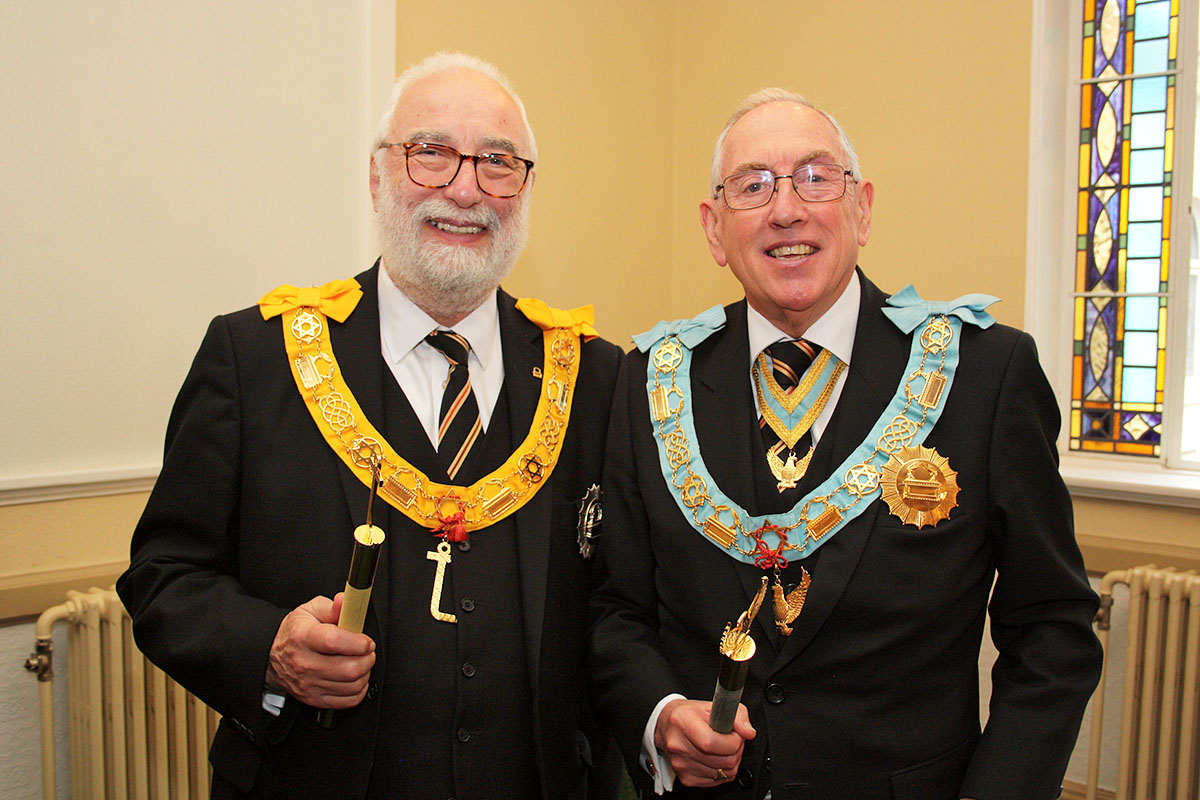 The Annual Meeting of the Provincial Grand Senatus of Surrey